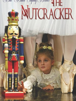 Kaylee Hall is this year's Clara in the Nutcracker, Dec. 17 and  Dec. 18