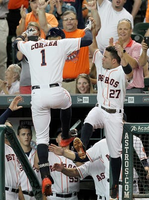 Carlos Correa and Jose Altuve are big reasons why the Astros are ready to go full throttle into August and beyond.