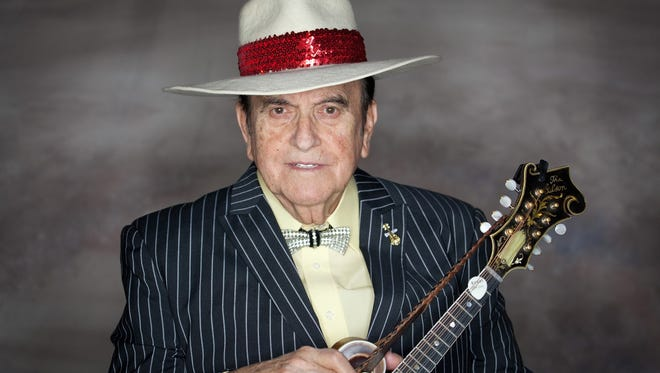 "Bluegrass legend Bobby Osborne, 85, has released new album ""Original."""