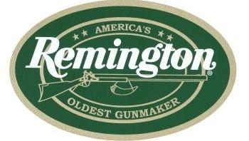 A Remington logo.