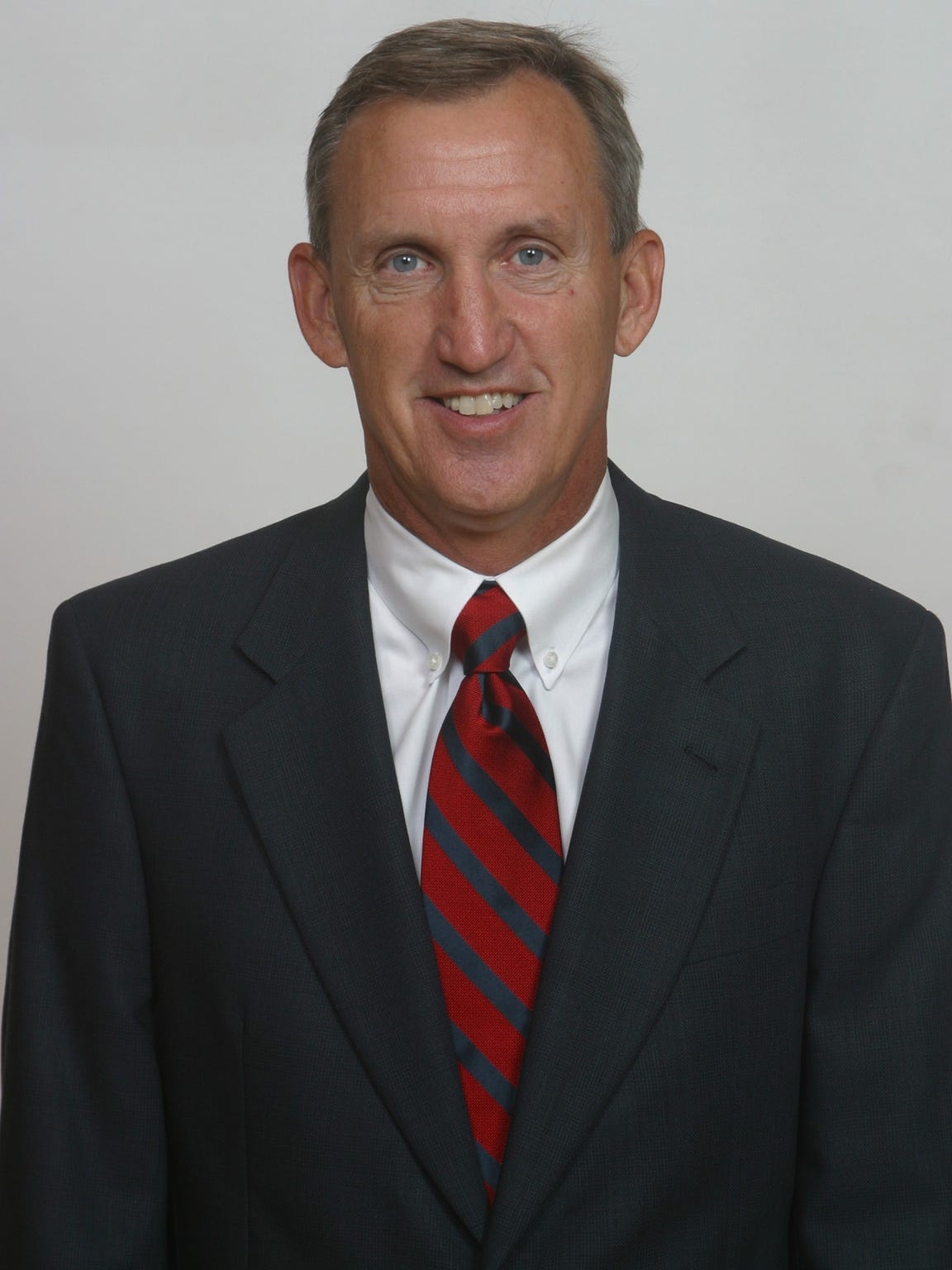 Belmont basketball coach Rick Byrd.