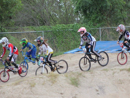 STX BMX Raceway's Father's Day race is open to all