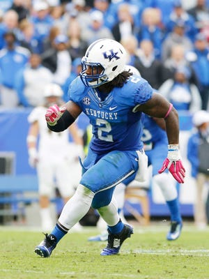 "Kentucky's Alvin ""Bud"" Dupree could be the right person to fill a need at defensive end and outside linebacker for the New Orleans Saints."