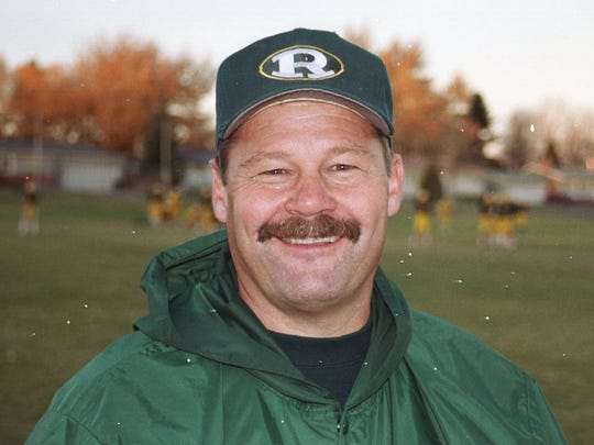 Sparky Kottke is president of the Great Falls Turf Club. He's a former star football player and assistant coach at C.M. Russell High.