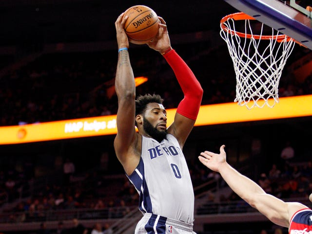 Image result for andre drummond usa today