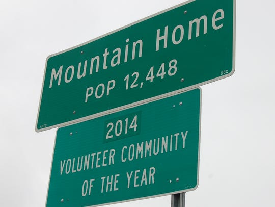 Mountain Home will apparently host on of the state's 32 marijuana dispensaries when the drug goes on sale in the state.