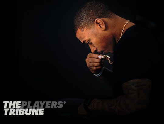Cleveland Cavaliers star Isaiah Thomas poses for a