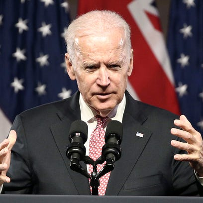 U.S. Vice President Joe Biden speaks in Sydney, Australia,