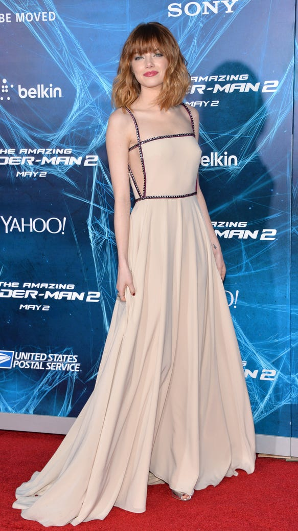 """AP NY PREMIERE OF """"THE AMAZING SPIDER-MAN 2"""" A ENT USA NY"""