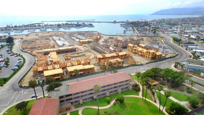 The first apartments at Portside Ventura Harbor are slated to begin leasing soon. This development at Ventura Harbor will bring 300 apartment residences to the area. It took over 12 years to go through the planning process.