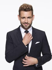 "Wisconsin resident Nick Viall tries for a third time to find love on ABC's ""The Bachelor""."