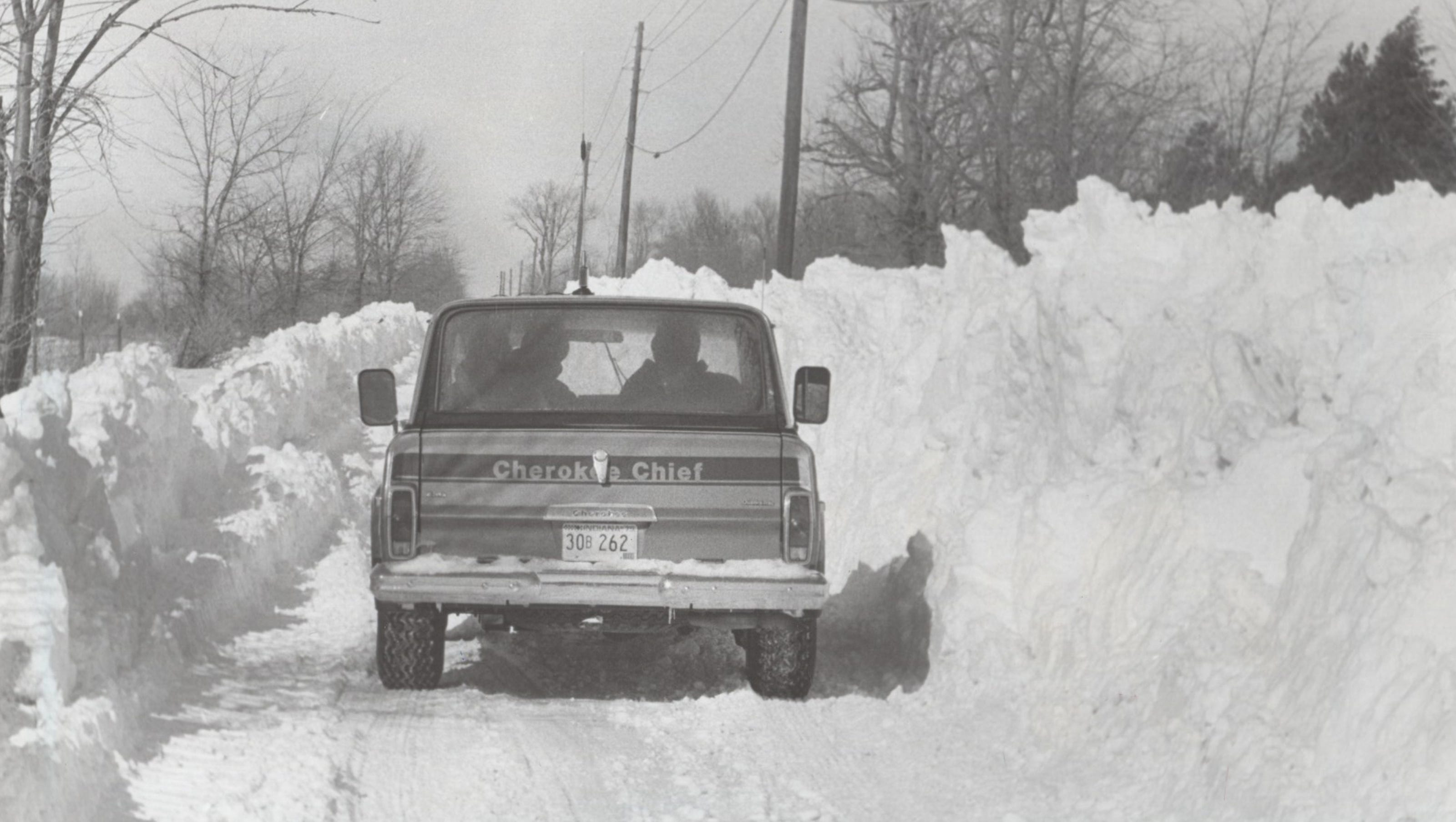 Blizzard Of 1978 How Indianapolis Was Buried Under Snow Worry And