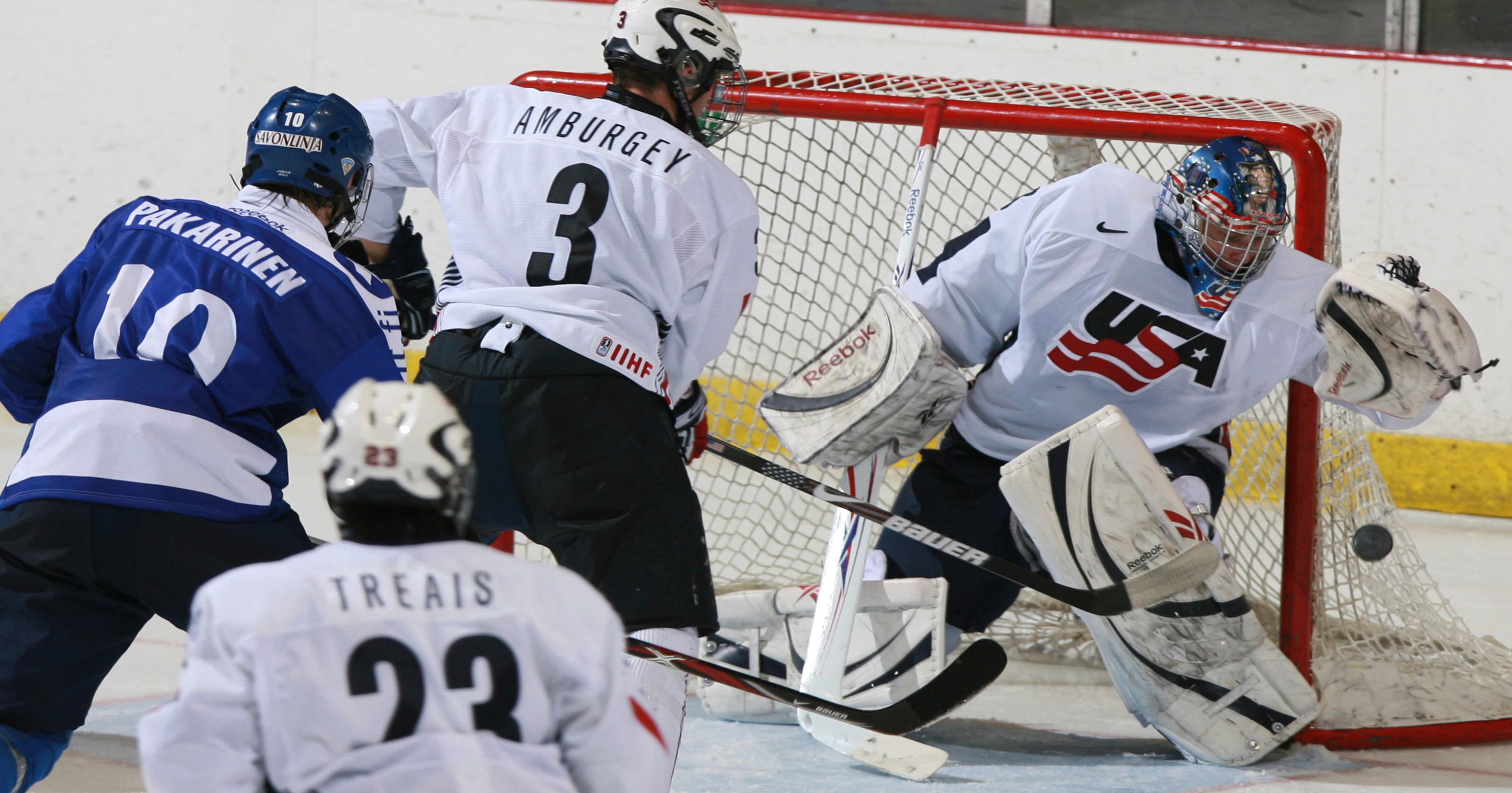 Leggio, Maxwell named as final 2 goalies on US Olympic team