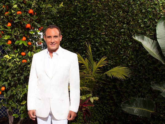 White Party Chief Revisits Palm Springs Dining Tradition