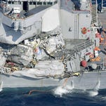 Navy files homicide charges against MU grad in ship collision