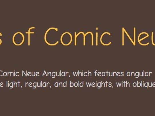 comic neue