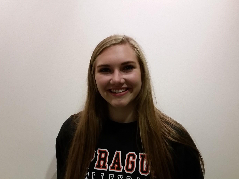 Sprague junior Emily Rabe