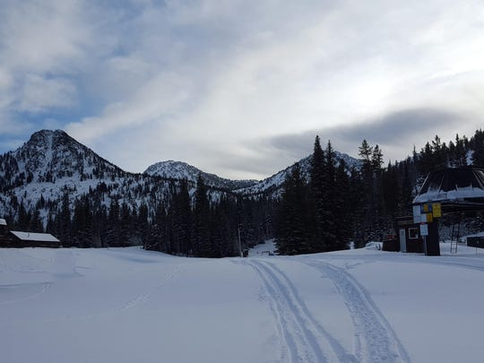 Anthony Lakes Ski Area in Eastern Oregon