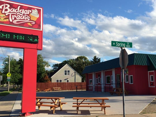 Badger Treats is temporarily closed in Appleton.