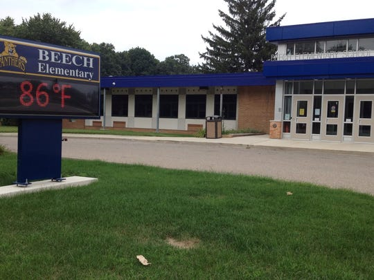 Beech Elementary School is one school that will offer meals to children this summer after school's out.