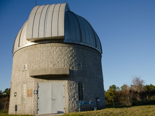UCF's Robinson Observatory is open to the public for