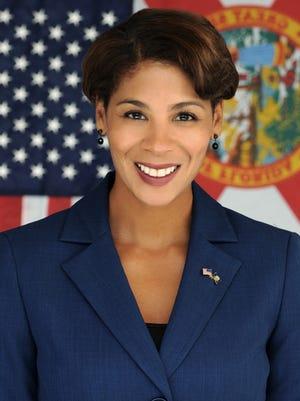 Former U.S. Senate Democratic candidate Pam Keith