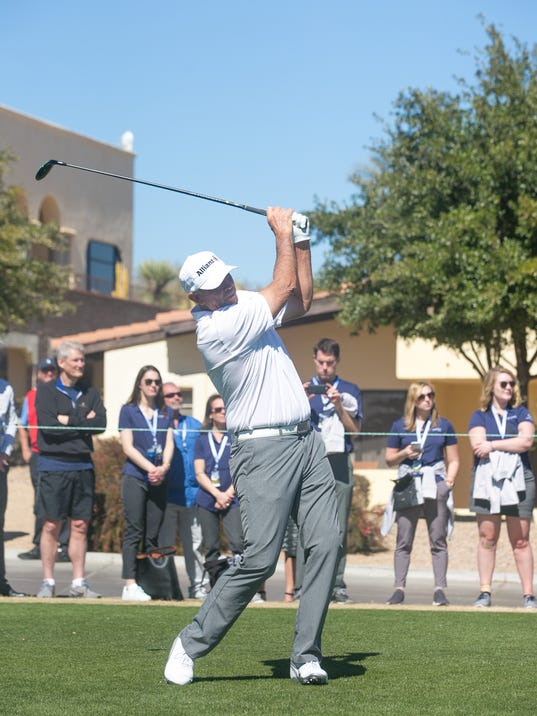 why more than 70 pro golfers agreed to get screened for