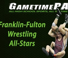 Shippensburg's Chandler Olson was named to the first team for the Public Opinion Wrestling All-Stars.