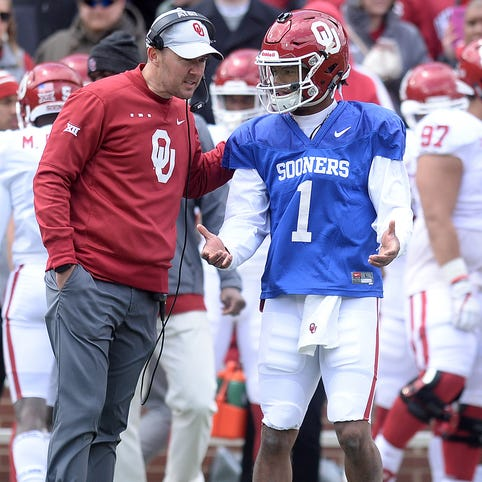 Oklahoma coach Lincoln Riley needed raise to make more than Kyler Murray this year