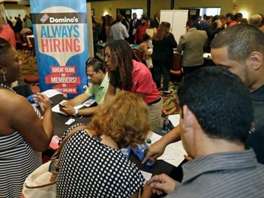 Unemployment; Jobs; Job Fair