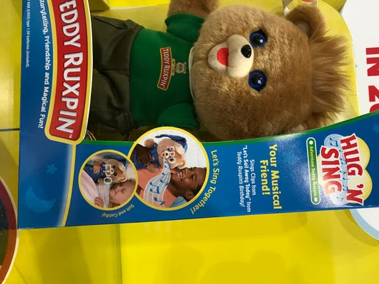 A new Teddy Ruxpin release by Wicked Cool Toys.