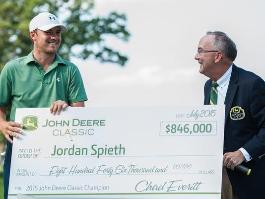 PGA: John Deere Classic-Final Round