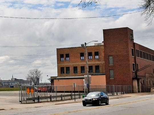 Walmart's rezoning request for the Larsen Green industrial site was shot down Tuesday night.