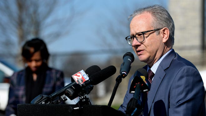 Nashville Mayor David Briley raised an additional $317,315 over the past six weeks, lifting his total fundraising haul to $720,200 in the city's condensed mayor's race.
