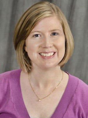Abigail Kroening of the University of Rochester Medical Center.