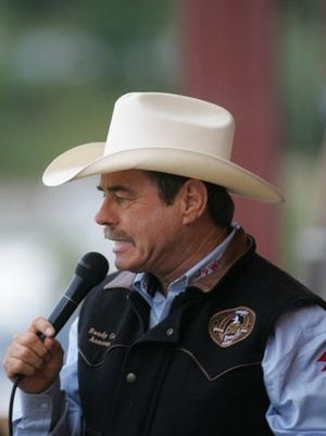 Randy Corley of Silverdale will be inducted into the ProRodeo Hall of Fame August 5 in Colorado Springs, Colorado.