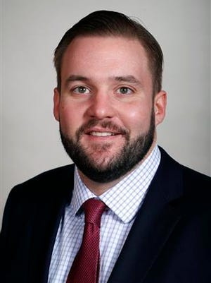 Iowa state Rep. Jake Highfill