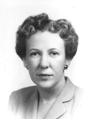Margaret Sarah Lewis around 1940.