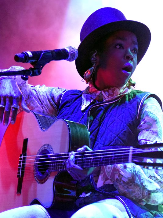 Academy president calls Lauryn Hill\'s Grammy no-show \'a disappointment\'