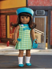 From American Girl, the new doll, Melody Ellison, made its debut in August 21, 2016 at the Detroit Public Library.