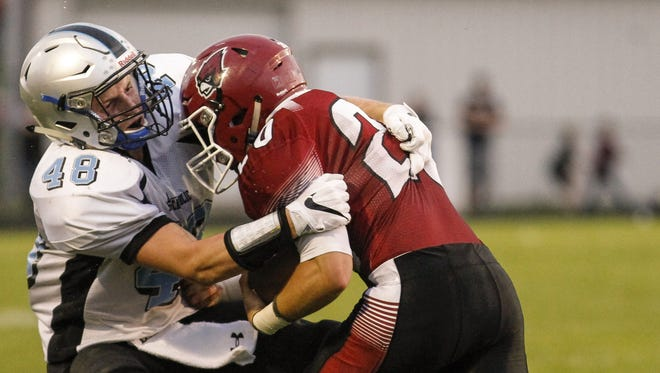 Portland at Lansing Catholic is among the games to watch in the Lansing area this fall.