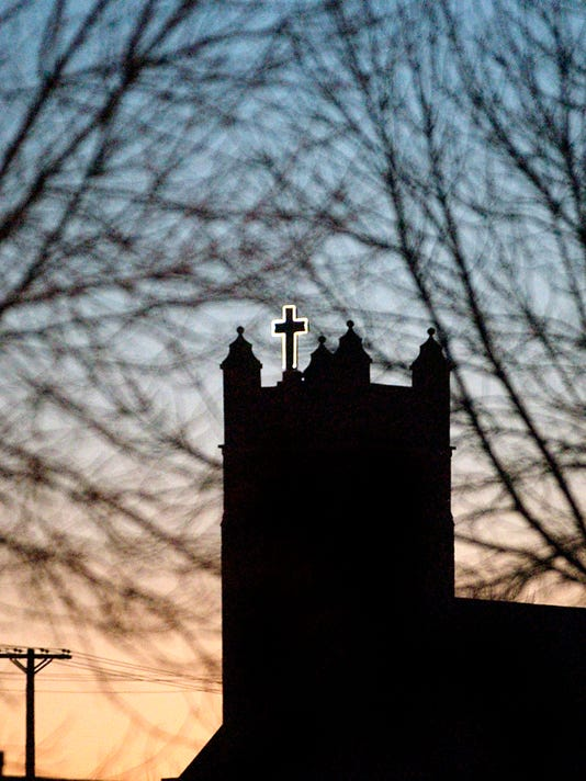 FDL CHURCH OF PEACE SUNSET