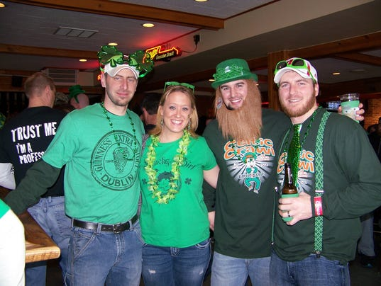 Celtic Pub Crawl