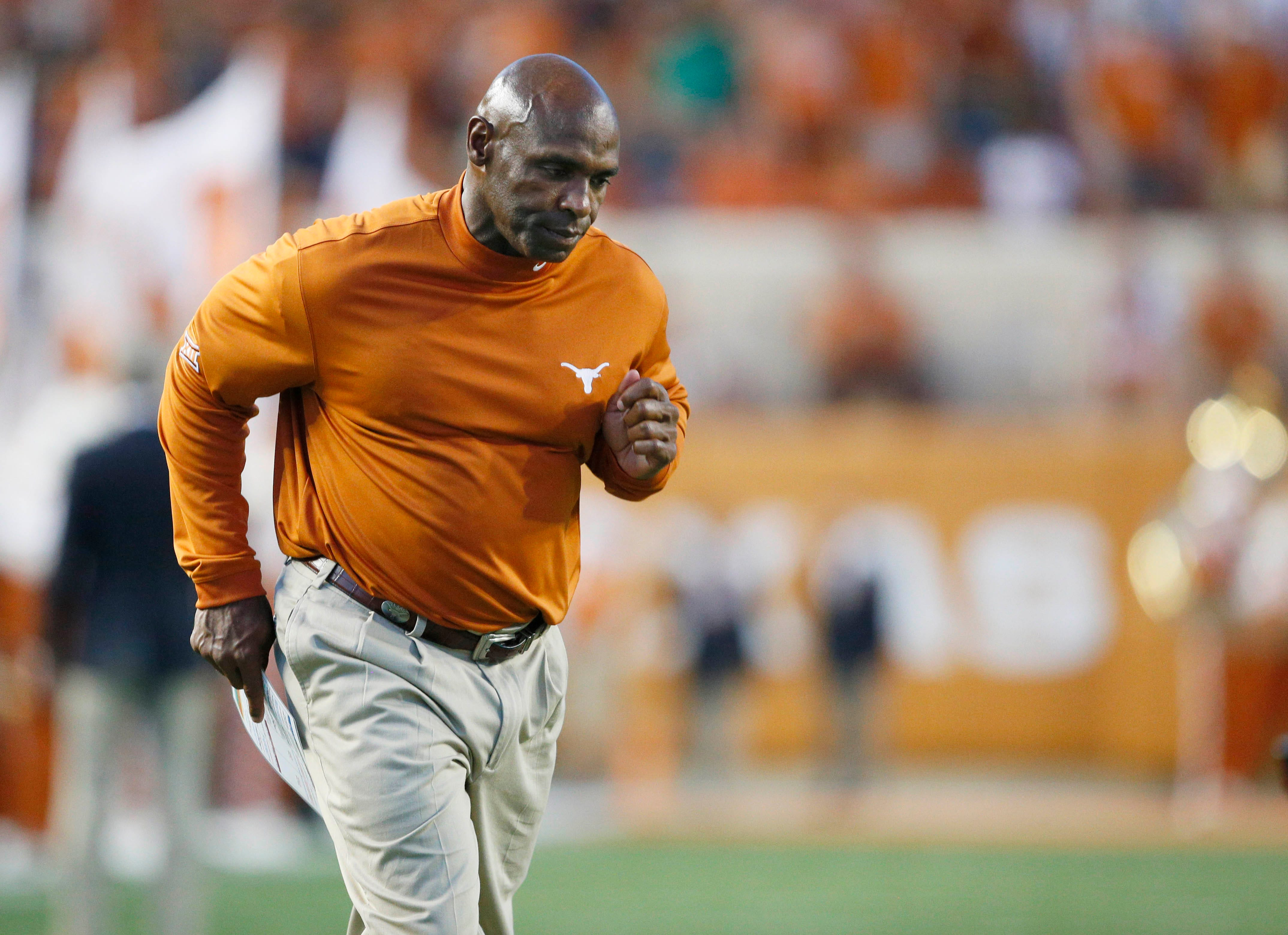 Former Texas Coach Charlie Strong Is Headed To South Florida