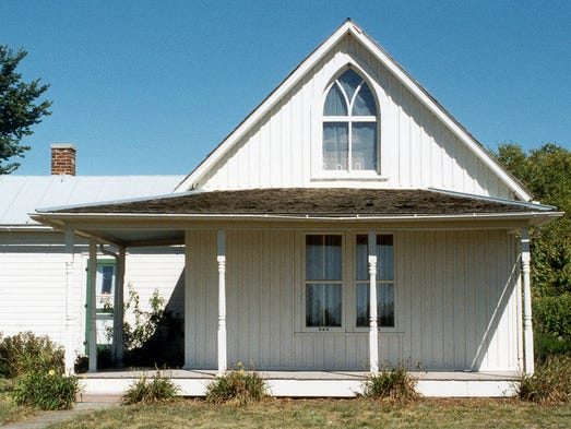 American Gothic House Could Be Available To Rent Again