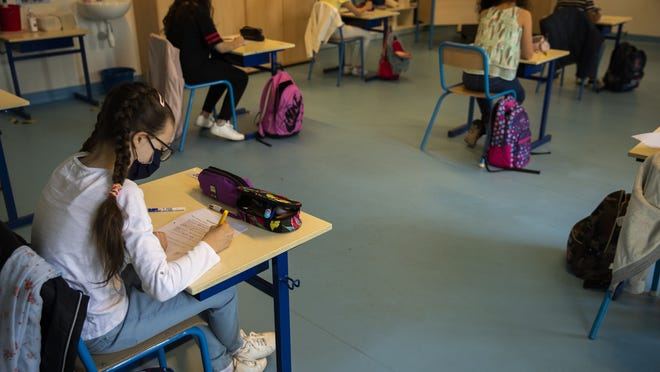 Wearing face masks at all times, enhanced cleaning protocols, and keeping desks 6 feet apart are just some of the changes students and educators in the state will experience this coming school year should they go back in the fall.