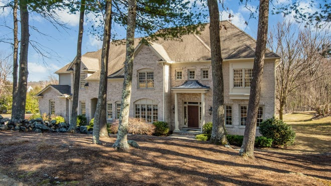 This 5,242-square-foot home at 15 Olde Hickory Path in Westborough lists for $1.325 million.