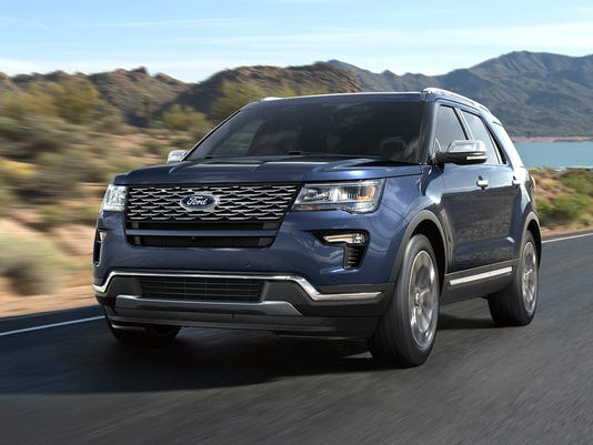 2020 Ford Explorer Debuts January 2019 In Detroit