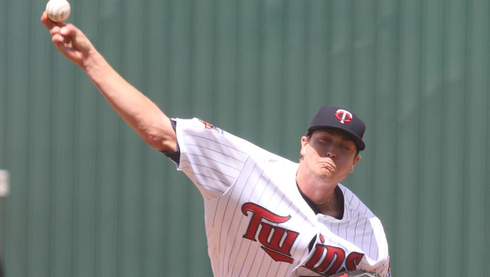Twins pitcher Kyle Gibson has gone from turning hitters