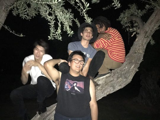 Wolvves is an indie punk band from Arizona